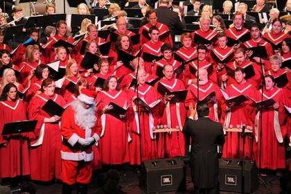 Sounds Of Christmas, North Idaho College, Coeur D'Alene 2020 NIC to present Sounds of Christmas concert Dec. 6, 7   KXLY
