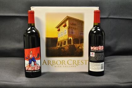 Spokane Chiefs announce new red wine available for purchase