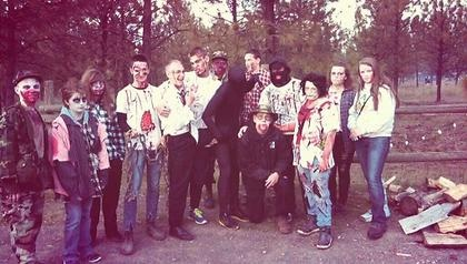 Zombie Hike returns to Riverside State Park