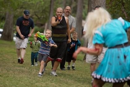 Zombie Run fundraiser at Comstock Park Saturday
