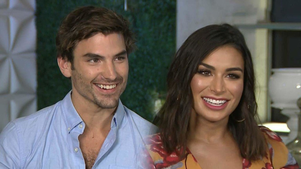 The Bachelor: Ashley and Jared talk their wedding details