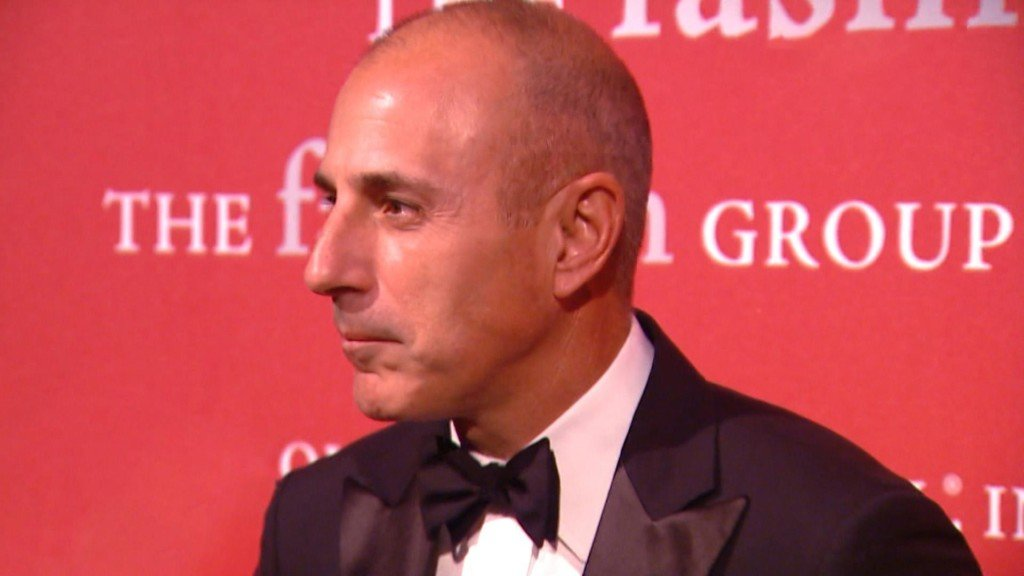 Matt Lauer's accuser reacts to his ex-wife saying he deserves a 'second chance'