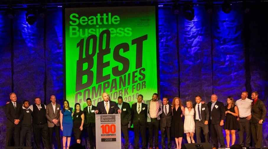 Hayden Homes wins workplace award for Washington state