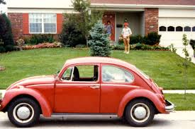 The VW bug is dead