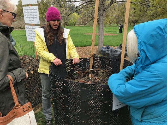 Hundreds come out for Spring Compost Fair in Spokane