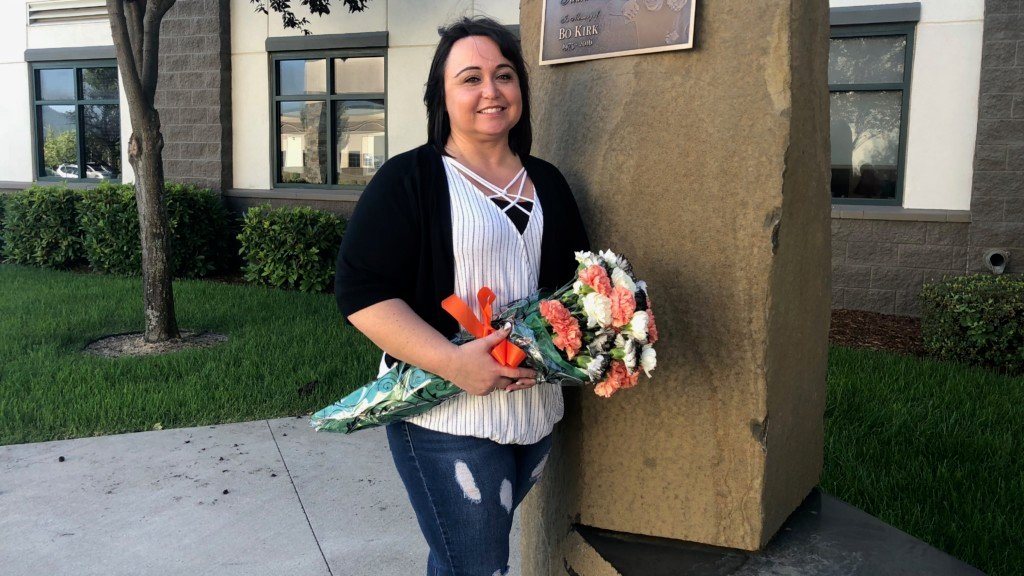 Bo Kirk's sister reacts to Justin Booth sentencing