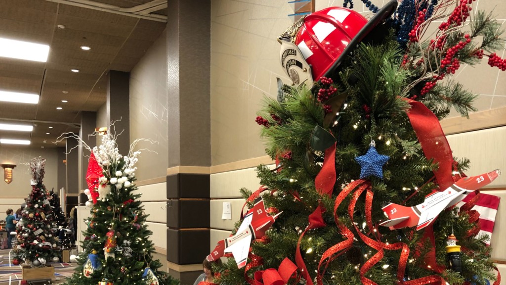 Fireworks, Festival of Trees mark start of the holiday season at the Coeur d'Alene Resort