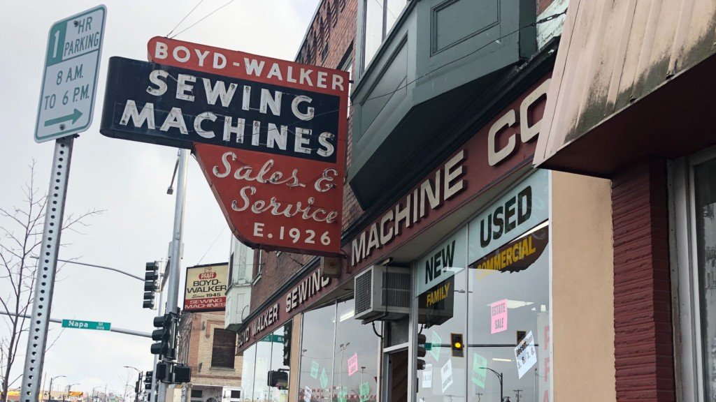 Boyd-Walker Sewing closes its doors after nearly 75 years on Sprague