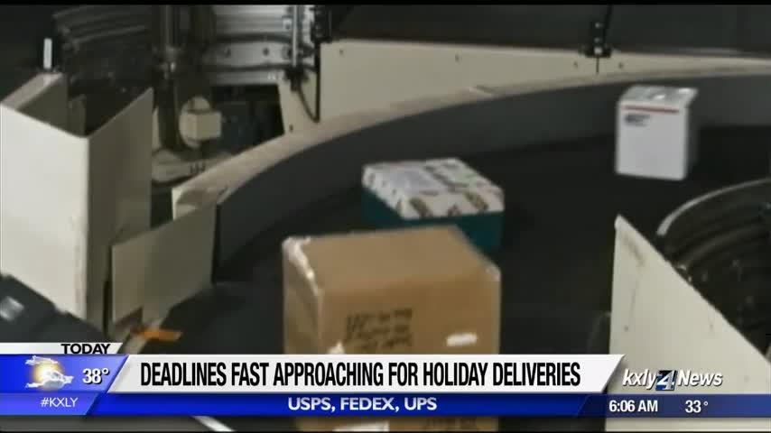 Put the Happy Back in your Holidays: Ensure packages arrive before Christmas with these deadlines