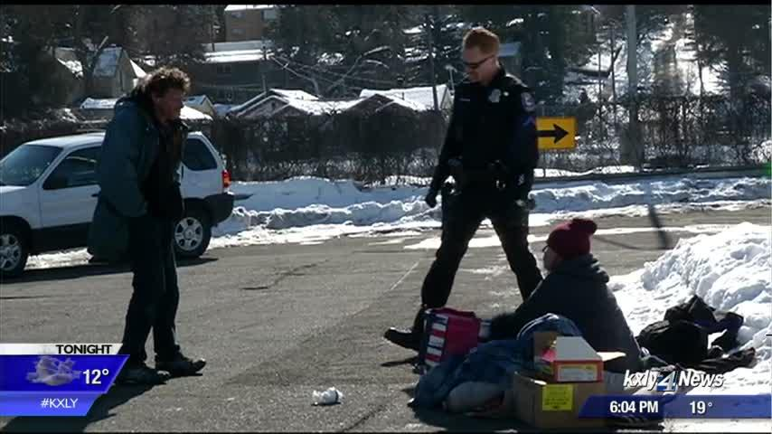 In Their Shoes: Responding to homeless calls as a Spokane police officer