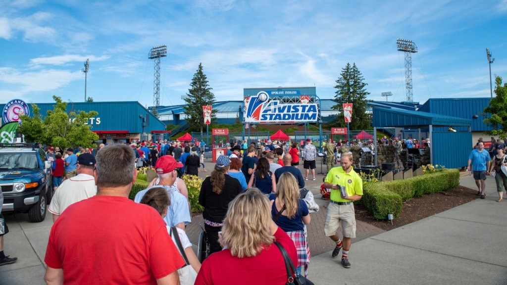Spokane Indians break attendance record again