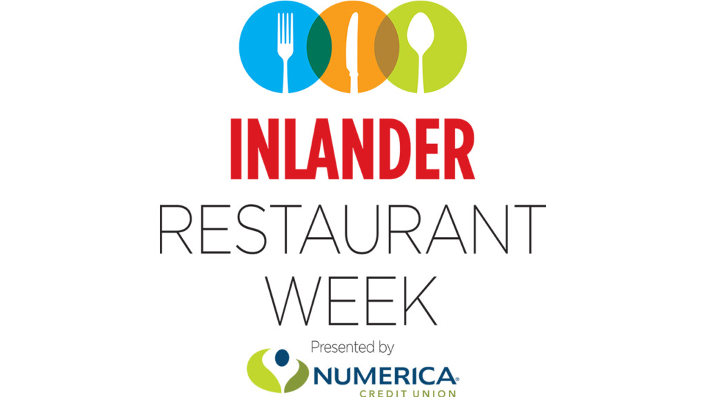 Inlander Restaurant Week 2018