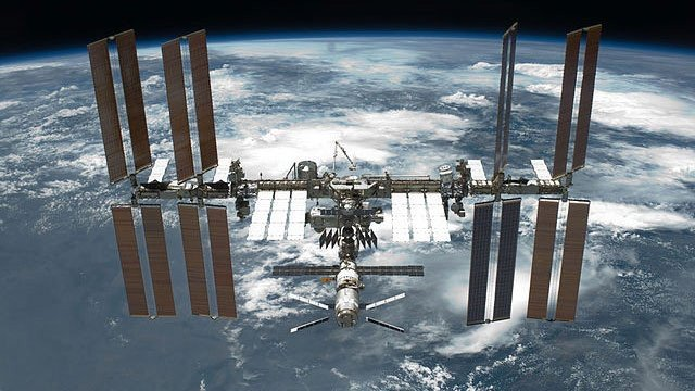 WSU research goes to the international space station