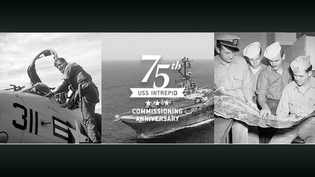 All call for those who served aboard the USS Intrepid
