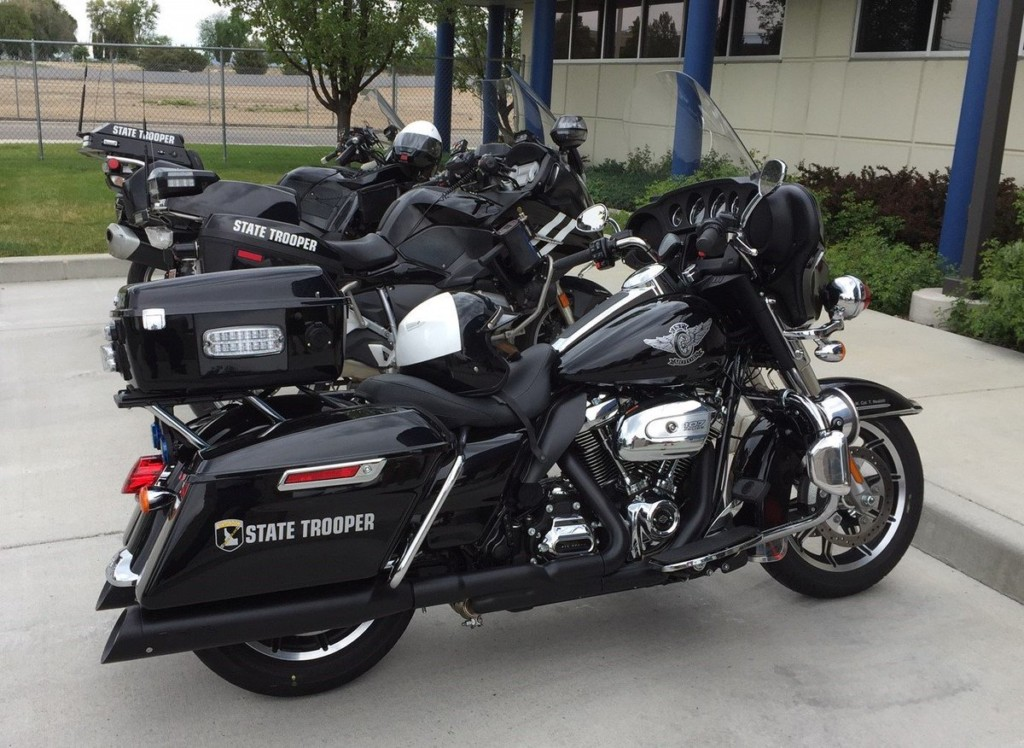 Idaho State Police may patrol Coeur d'Alene on motorcycles