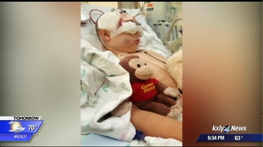 Jade's Story: 13-year-old survives accidental gunshot to head, shares his story