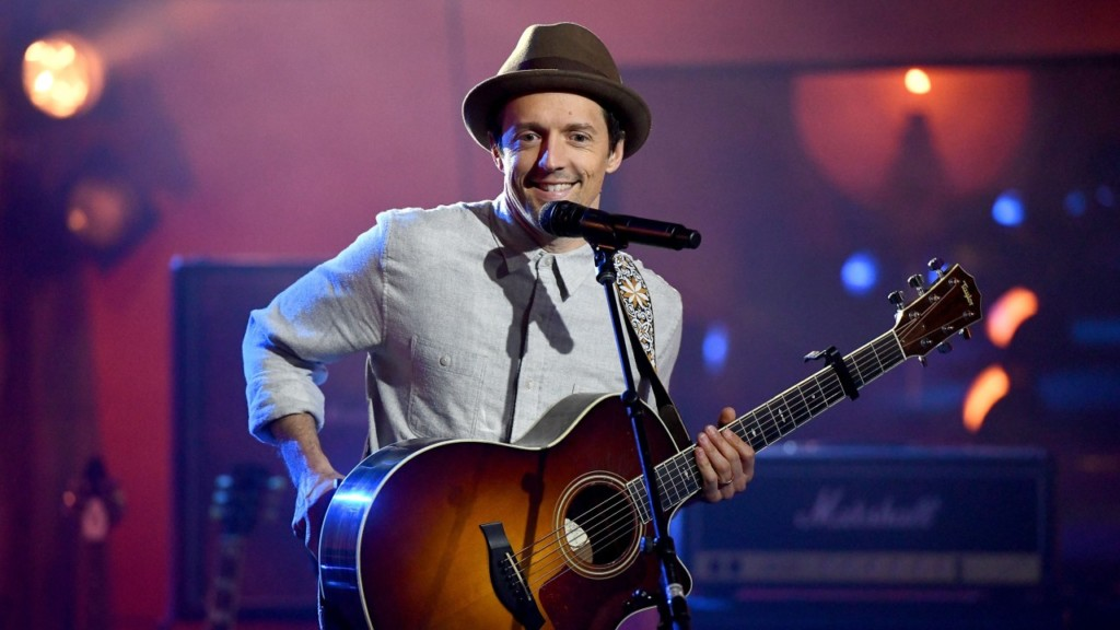 Jason Mraz to play in Spokane this fall