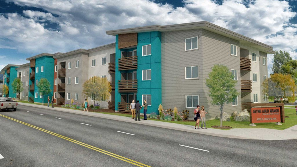 Hillyard low-income housing development groundbreaking set for Tuesday