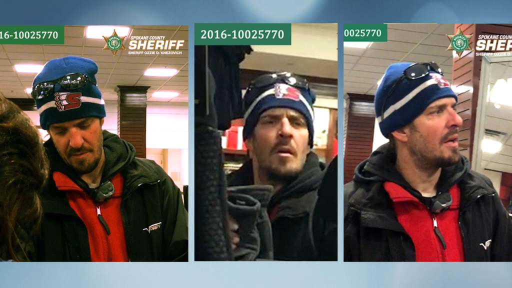 Sheriff's deputies searching for man who threatened JCPenney employee