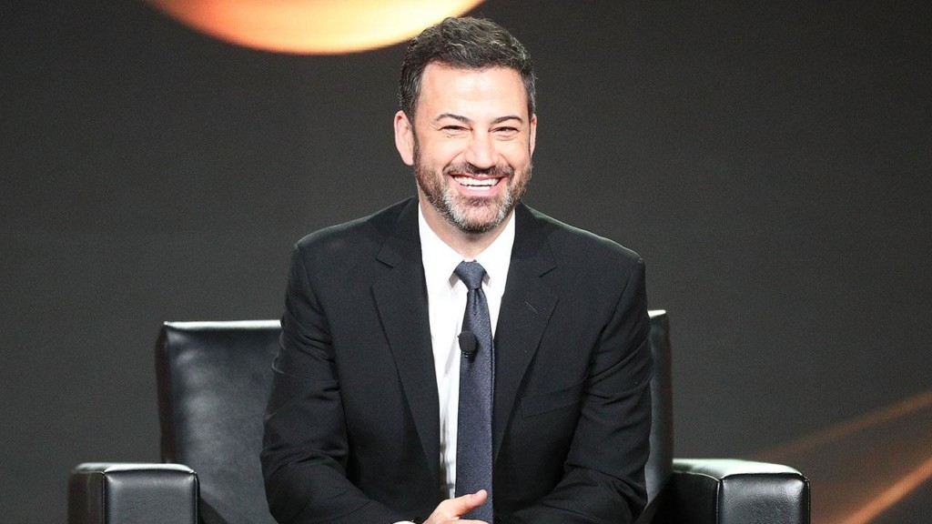 'I don't believe Gonzaga exists,' Kimmel jokes in monologue about NCAA Tournament