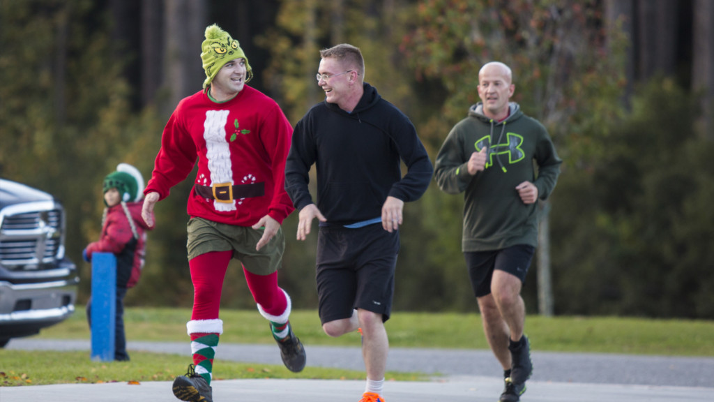 Race for Charity: the Jingle Bell Run returns to Spokane