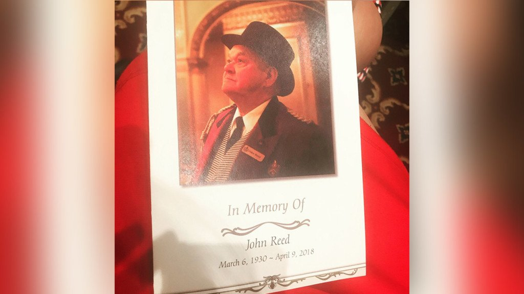 "Longtime Davenport Hotel doorman remembered as ""gentleman"""