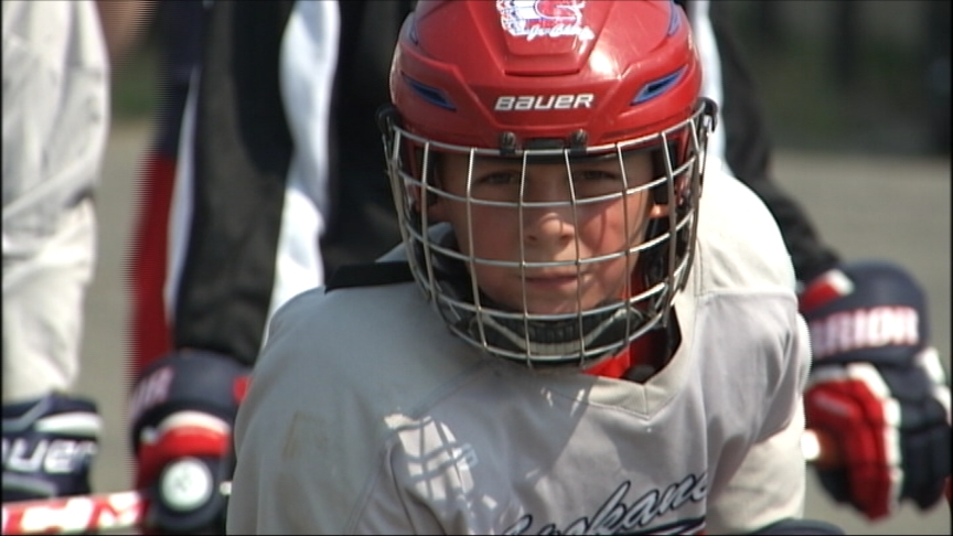 Boot camp on ice: Spokane Jr. Chiefs host tough youth hockey summer camp