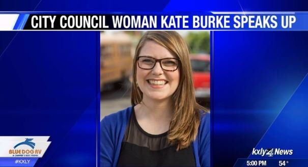 Spokane City Councilwoman speaks out about violence against women