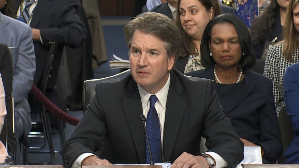 2nd woman accuses Brett Kavanaugh of sexual misconduct
