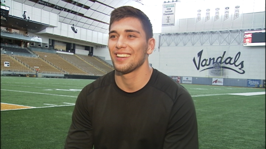 Idaho's Kaden Elliss ready to prove his place in the NFL