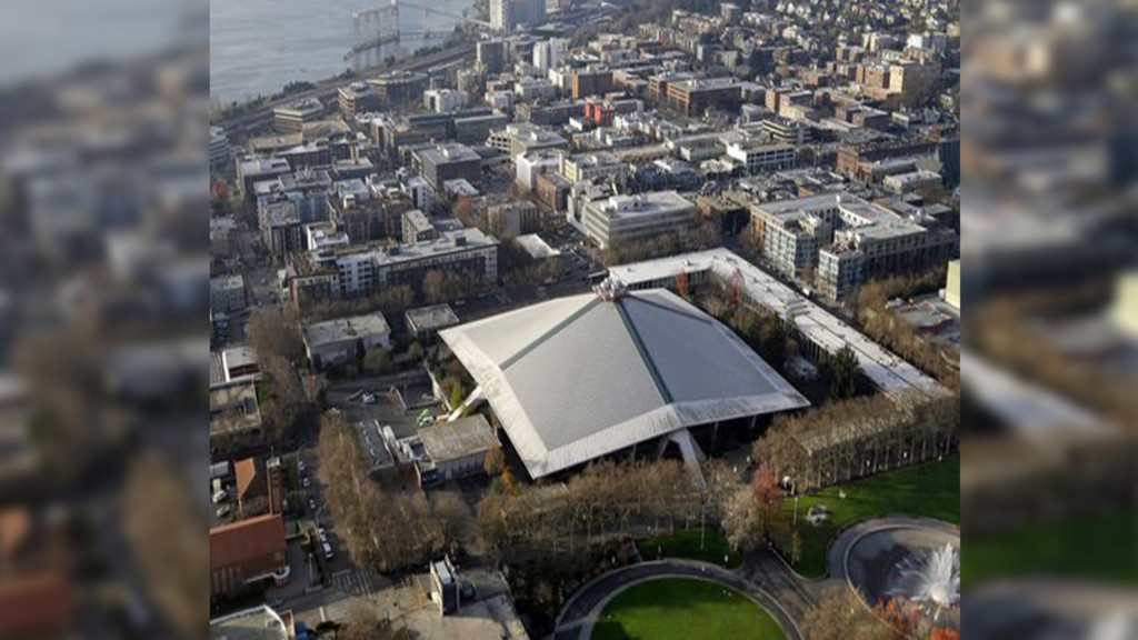 Seattle's KeyArena to host NBA preseason game