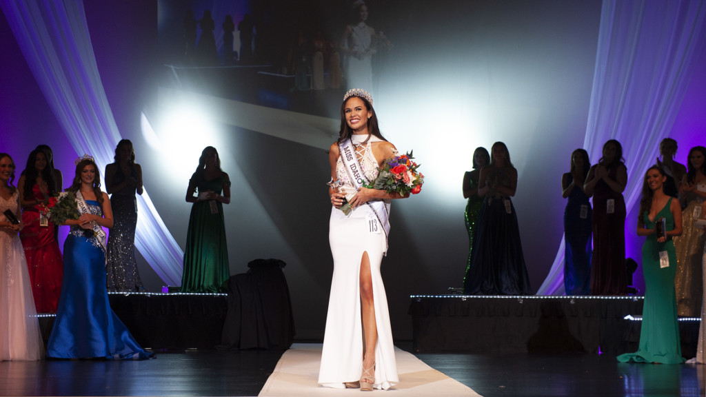 WSU veterinary student crowned Miss Idaho USA