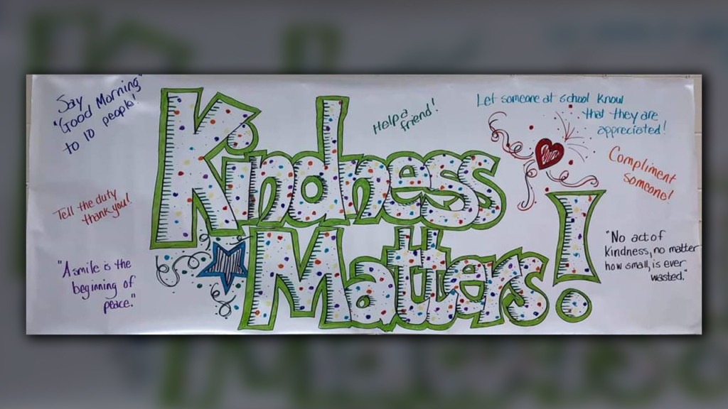 "Idaho elementary school teaches lessons, helps former student through ""Kindness Week"""