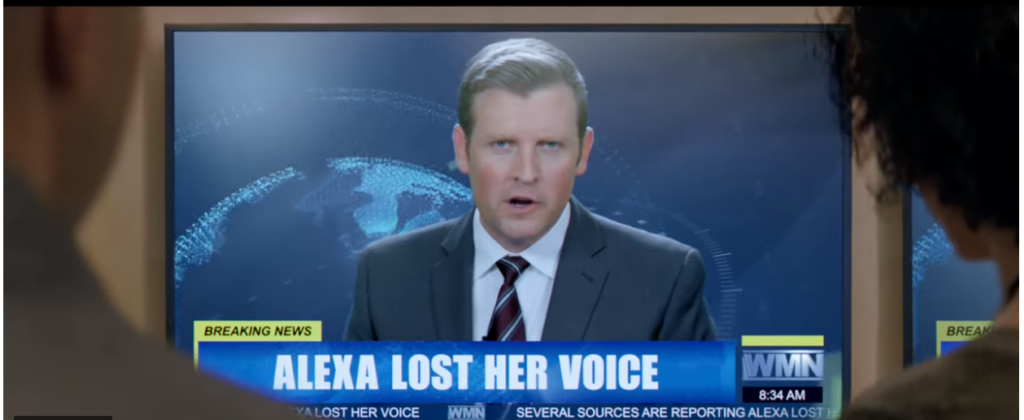 Former KXLY reporter appearing in Super Bowl Ad