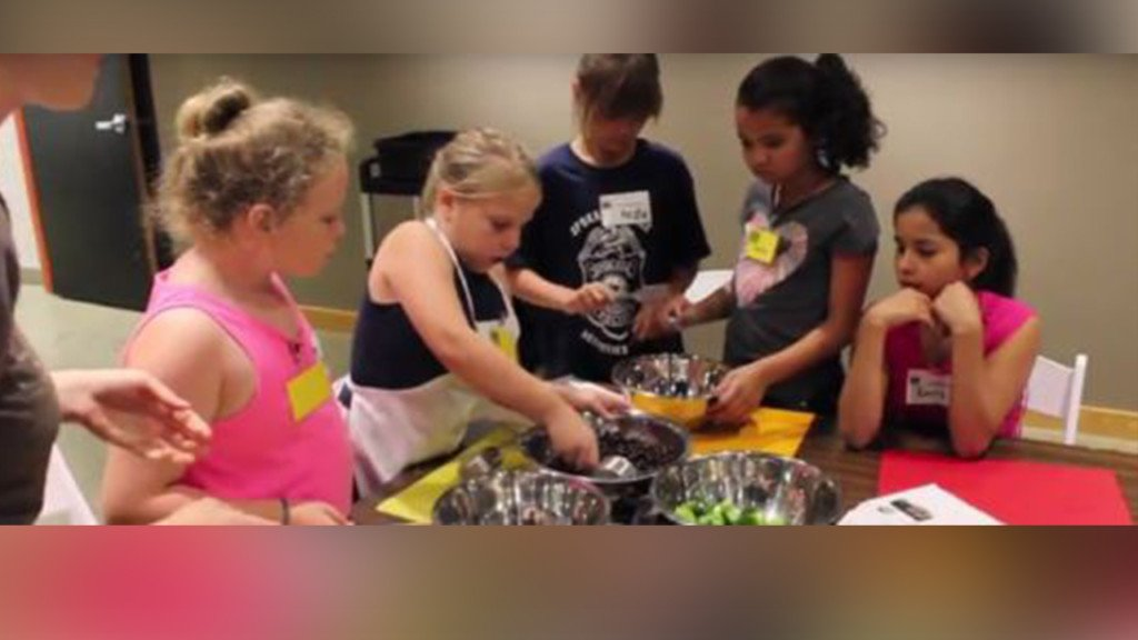 Second Harvest offers kids cooking classes during spring break