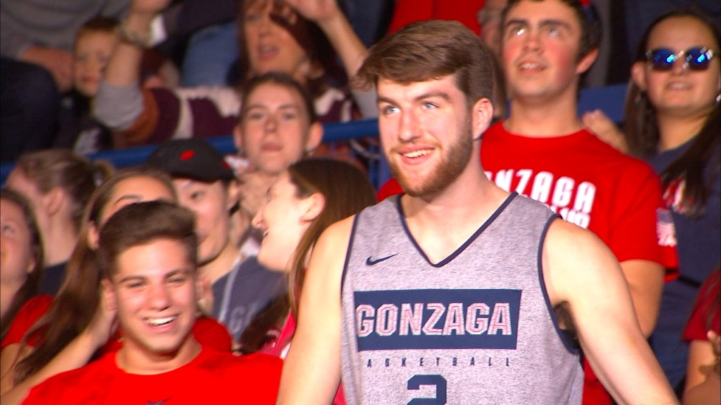 First look at Gonzaga freshmen, grad transfers at Kraziness in the Kennel 2019