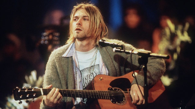 Photos from Kurt Cobain's death scene will not be made public