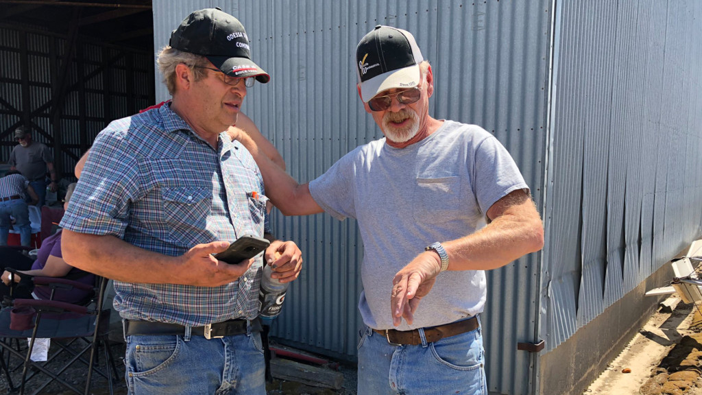 Ritzville community comes together for farmer with stage IV cancer