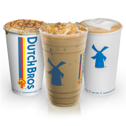 Dutch Bros has a secret menu