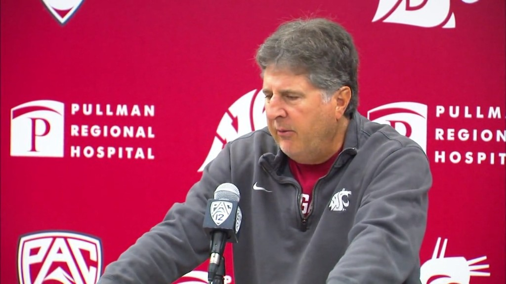 'Do Sun Devils have mythical powers?': Mike Leach unpacks Pac-12 mascot battle