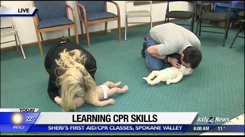 #happylife: Learn CPR, a lifesaving skill for those experiencing cardiac arrest