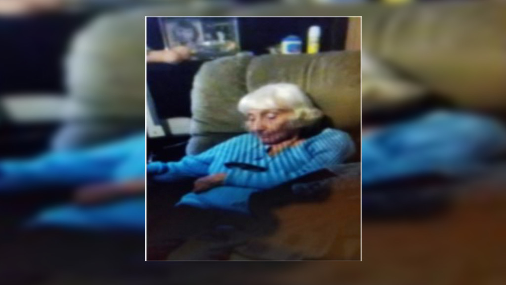 Search and rescue team finds missing elderly woman trapped in crawl space