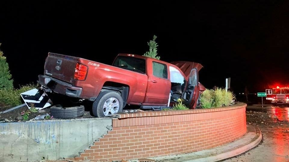 Driver in Liberty Lake crash dies, police believe alcohol involved