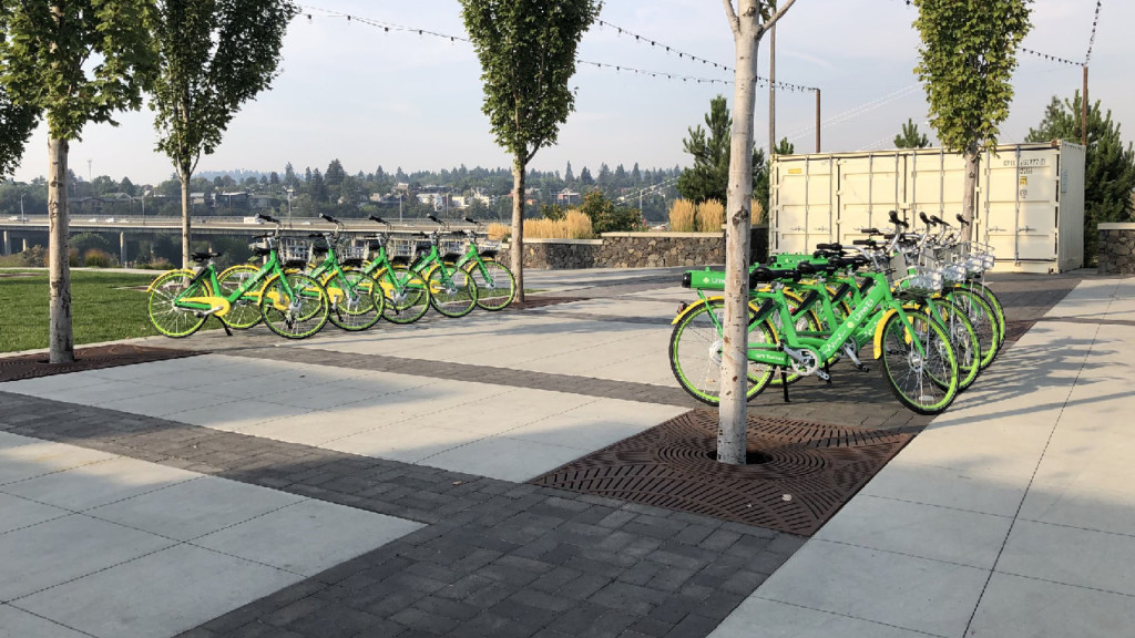 Lime bikes and scooters set to hit Spokane streets on Monday