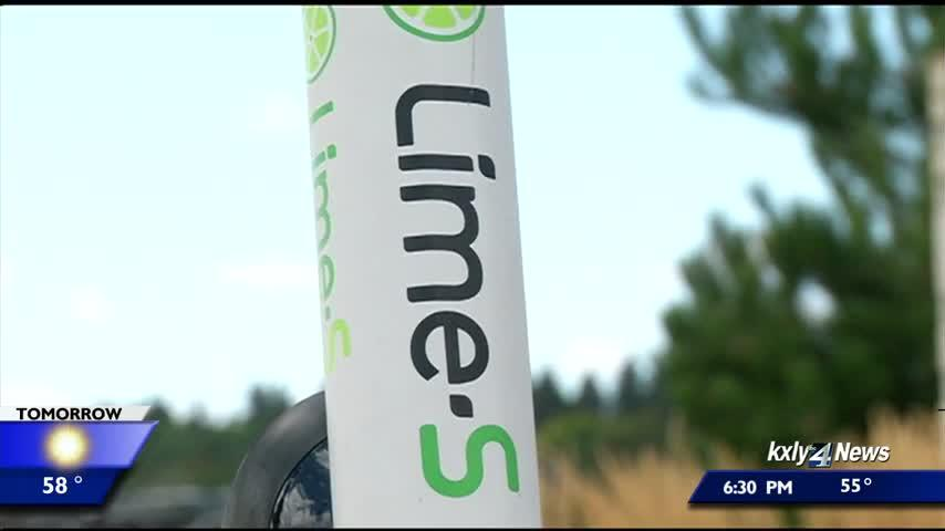 """Lime and Visit Spokane team up to launch """"Scoot Spokane"""""""