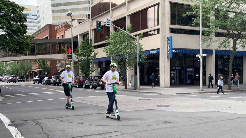 Lime scooters and bikes will soon be off Spokane streets