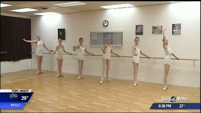 Local ballet student has chance at international title