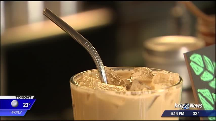 Local coffee company gives advice as Washington lawmakers consider plastic straw ban