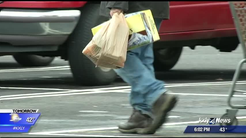 Local shoppers react to potential plastic bag ban & paper bag tax