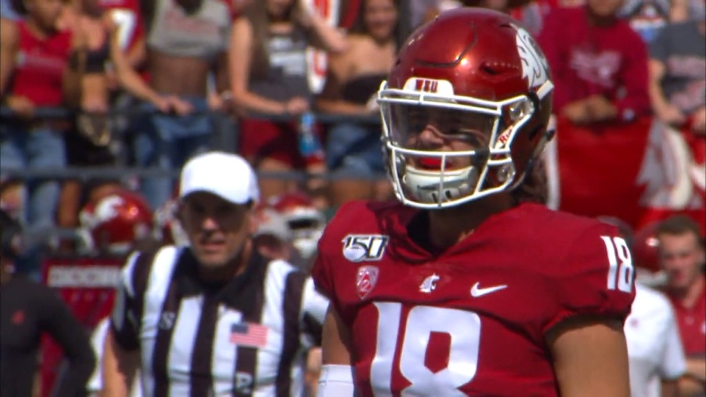 Gordon leads WSU to second straight blowout win